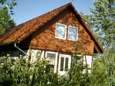 Photo for Cozy Bungalow in Rethwisch with Sauna
