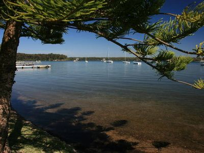 Photo for 1BR Cabin Vacation Rental in nords wharf, NSW