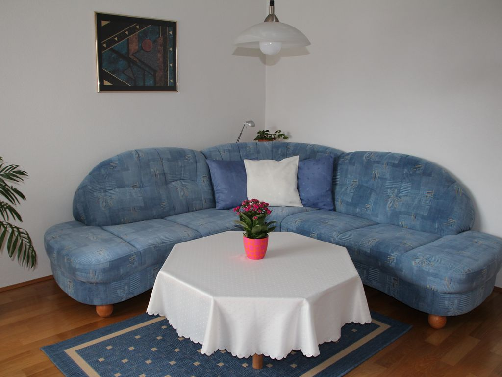 Well maintained apartments for comfortable living - Living Room With Comfortable Couch