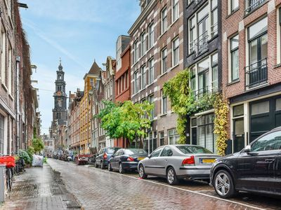 Newly renovated apartment in the heart of the beautiful Jordaan