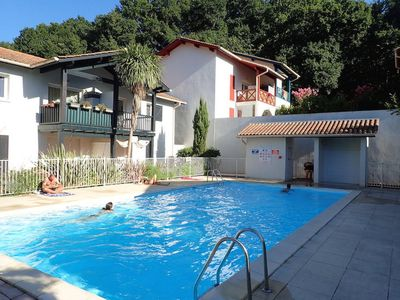 Photo for Rent furnished tourist apartment Cambo les Bains between ocean and mountain