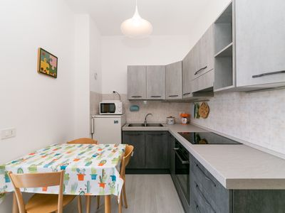 Photo for Three-room apartment - Viale Matteotti - Diano Marina