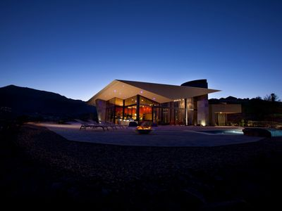 Photo for Ultra Modern Romantic Seclusion With Dramatic Views + Helipad!