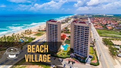 Photo for Beach Village 2 bedroom apartment with sea view 601