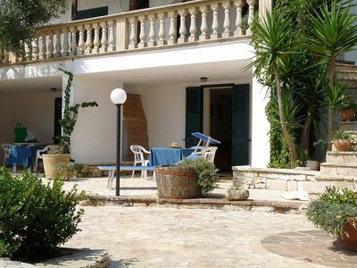 Photo for Cosy holiday apartment with sea view - Appartamento Clementino