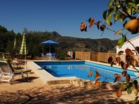 An unspoilt beautiful part of Spain with peace, tranquility and nature-perfect relaxation holiday