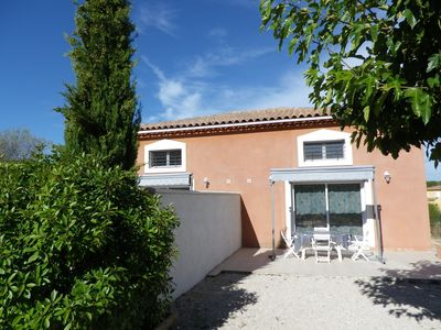 Photo for Appt in villa prox. Cassis and La Ciotat near the sea and beach