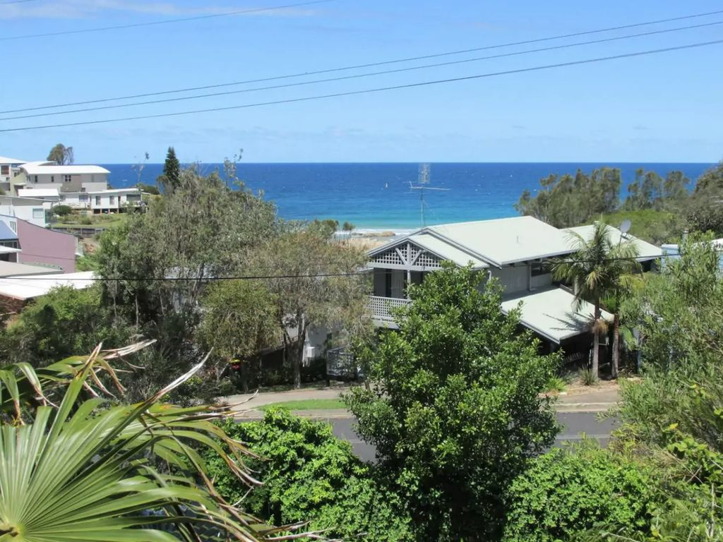Malua Bay house rental View from