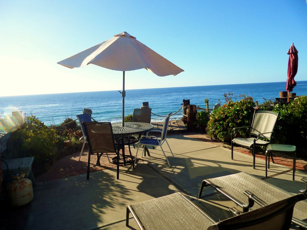 Bright And Sunny Day In Encinitas