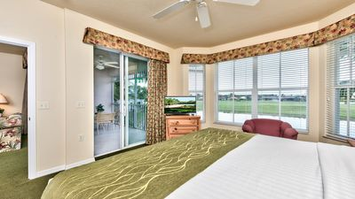 Photo for Naples Stunning & Inviting Lely Resort Condo; Peaceful Lake Views; Quiet; Close to Beaches!