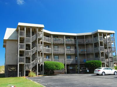 Photo for Admirals View III 2 Bedroom Condo Oceanfront