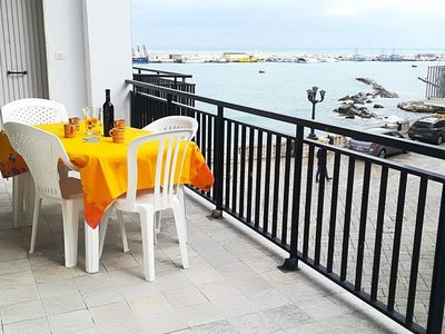 Photo for Close to the old town and with sea view - Apartment Afrodite