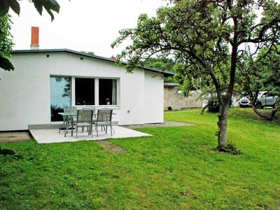 Photo for Holiday bungalow with large garden in the Baltic Sea resort of Göhren