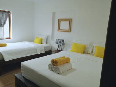 Photo for Deluxe Twin Room For 3 Guests