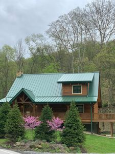 Photo for The Willow Cabin - Luxury Cabin on the Creek close to attractions