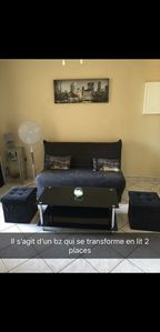 Photo for 2-room apartment Port Leucate