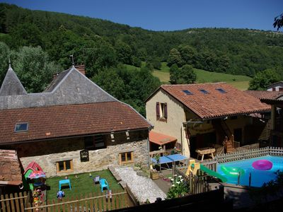 Photo for 2BR Chalet Vacation Rental in Nistos, Occitanie
