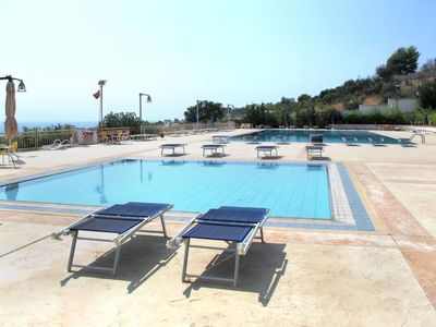 Photo for Apartment Residence Isabella Sport (SCX101) in Sciacca - 6 persons, 2 bedrooms