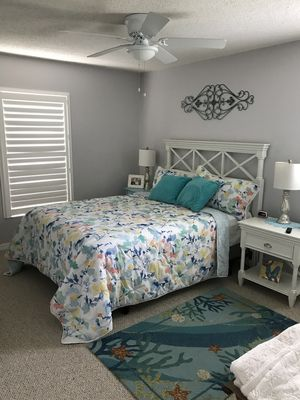 Photo for Private room, close to the beach with pool