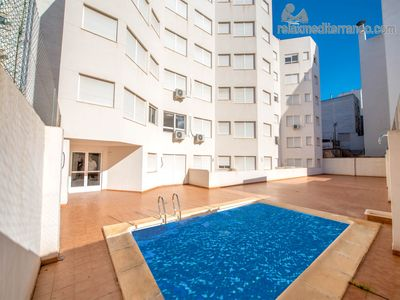 Photo for At home Residentials Nice design apartment pool view. Only 600m sandy beaches