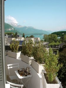 Photo for Charm &  Prestige... Annecy.... Alps ... France  SPECIAL OFFER -20% Low season