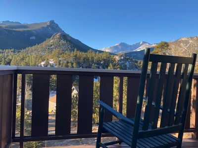 Photo for New! Serenity and Views at Estes Treetop Retreat!