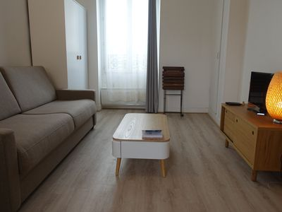 charming studio in the 11th renovated