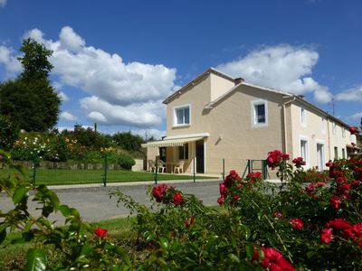 Photo for Cottage 3 keys at the Farm Marsaudières, Close to the Puy du Fou and Futuroscope
