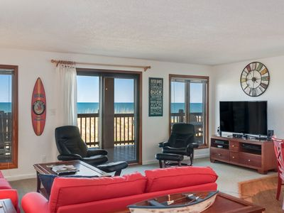 Photo for Heron Cove 203N: 3 BR / 2 BA condo in Nags Head, Sleeps 6