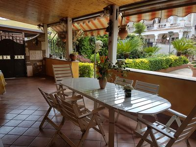 Photo for The house in the Appia Park - Orsini Residence perfect for families, couples, groups