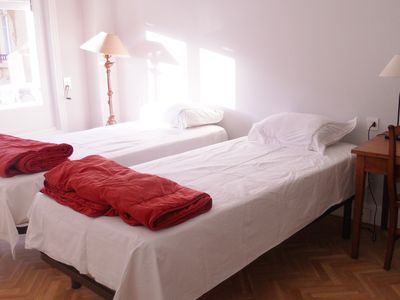 Photo for M Cristina, CENTRO close to the beaches and the Old Town, 2 bedrooms and 2 bathrooms, WIFI