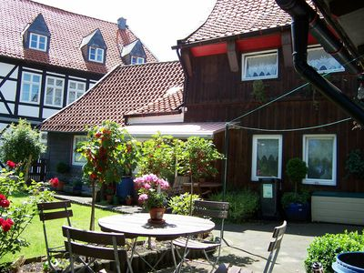 Photo for 5 bedrooms, QUIET LOCATION, Goslar town, 200m from the Market / shop / restaurants