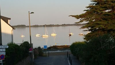 Photo for VANNES Gulf of Morbihan - house a few meters from the beach