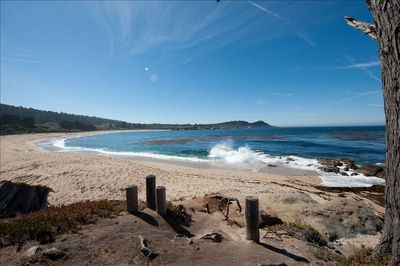 View of Point Lobos from property
