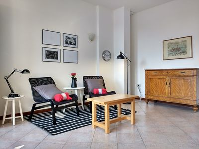 Photo for Bright apartment in Marostica
