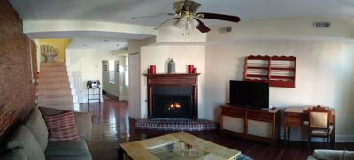 Photo for Spacious 2 bedroom apartment with roof deck