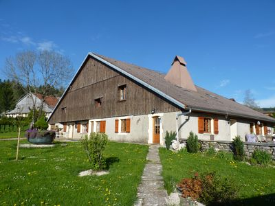 Photo for Cottage or cottages in typical farm in the town of Hauterive la Fresse