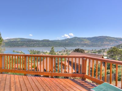 Photo for Marina View - stunning river views, traditional home in downtown location!
