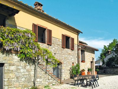 Photo for Vacation home Casadellida (CTC120) in Castellina in Chianti - 6 persons, 2 bedrooms
