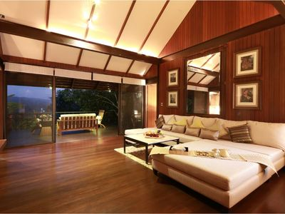 Photo for Bunnag Three Bedroom Luxury Villa, Nature Resort in Chiang Mai !!