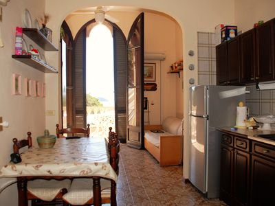 Photo for Welcome to the Bellariva Castle a stone's throw from the sea!