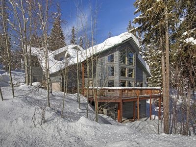 Photo for Some of the best ski in/out on the mountain. Brand new to vrbo!!! A/C installed this spring