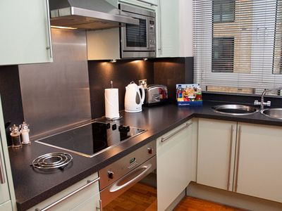 Photo for 1 bed apartment, Pepys Street, Central London