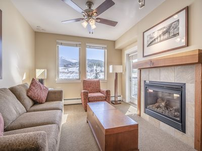 Photo for Walk to Slopes and Village from this Founders Pointe 1 Bed /1 Bath Condo