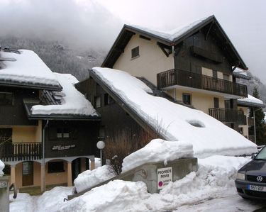 Photo for apartment 4-5 people. LesHouches Mont Blanc