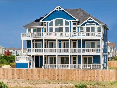 Photo for Spacious Oceanfront Home- Pool, Hot Tub, Elevator, Game Room, Breathtaking Views