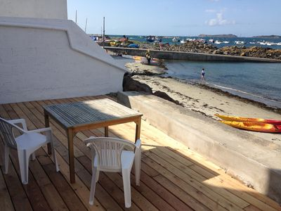 Photo for Fisherman's house - Direct access to the beach