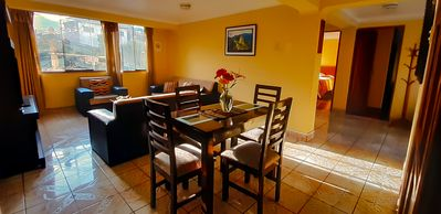 """Photo for Full apartment """"GLOW"""" equipped & spacius TO CUSCO"""