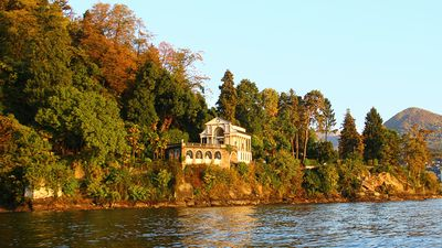 Photo for Villa San Remigio positioned in the center of Lake Maggiore
