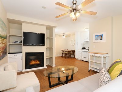 Photo for Townhome w/ Pool and Across from the Beach!